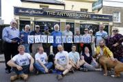 Antwerp Arms Association win fight to buy pub